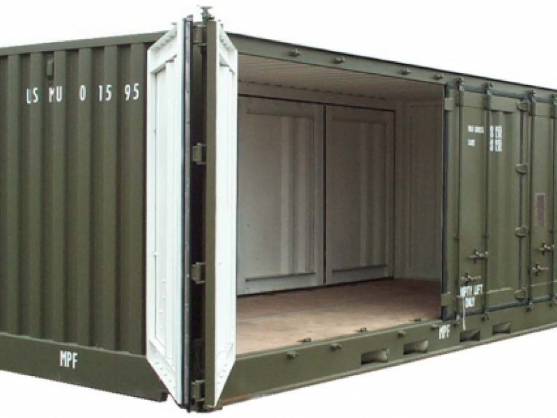 20ft Side-Opening Container