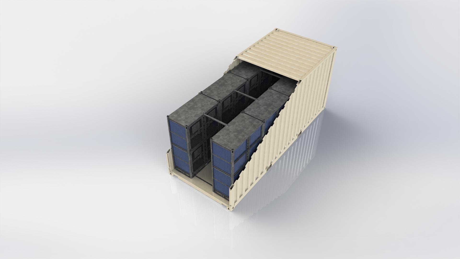 QUADLOCKER CWL Kit for 20ft