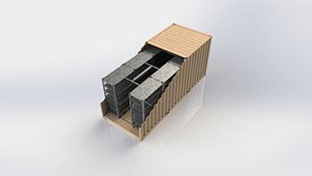 SLIM CWL Kit for 20ft