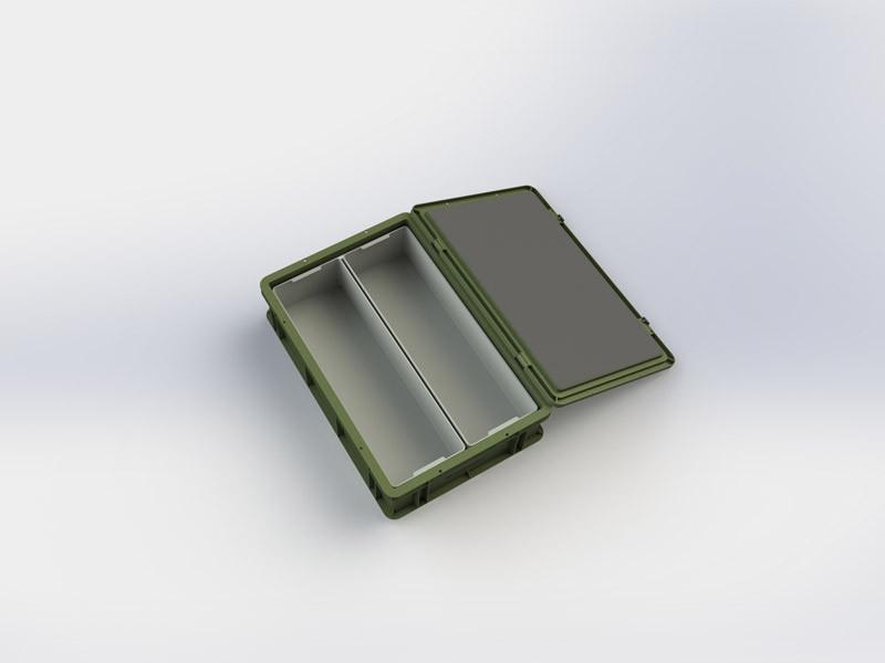 POB 6 with divider kit 2 Long