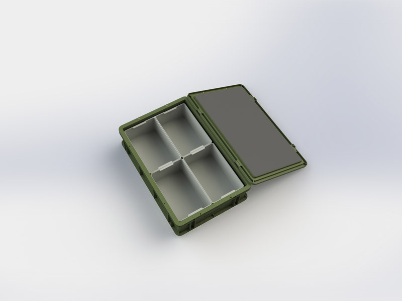 POB 6 with divider kit 4