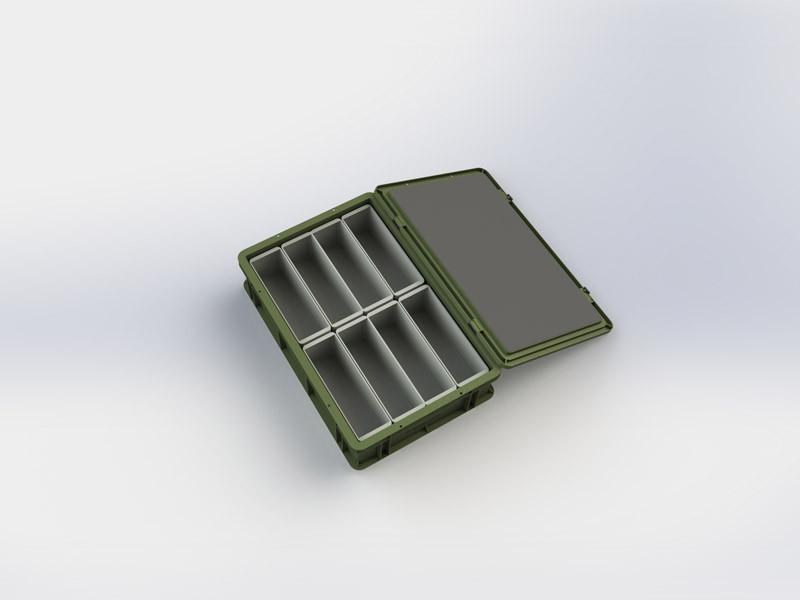 POB 6 with divider kit 8 Long