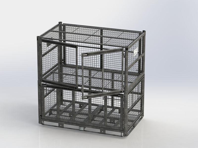 Sharkcage Tactical Basket Condor Xl