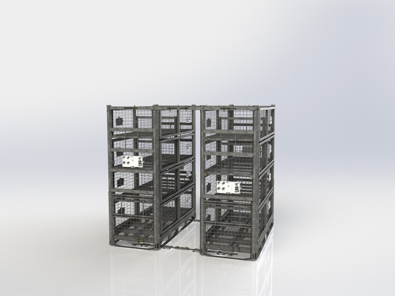 Container Warehouse I