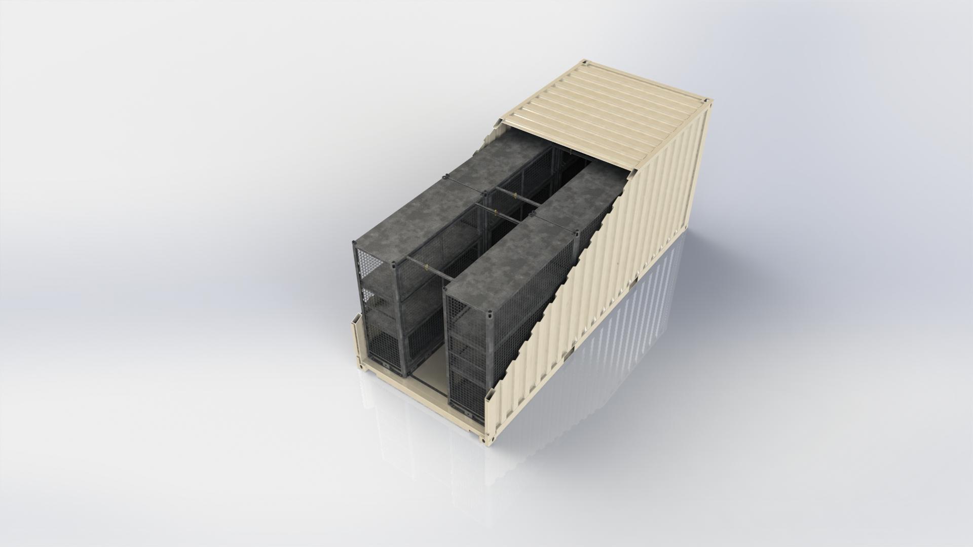 SLIM CWXL Kit for 20ft