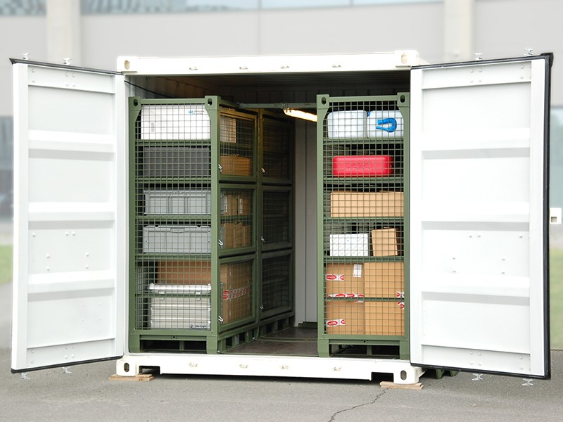 Container Warehouse II