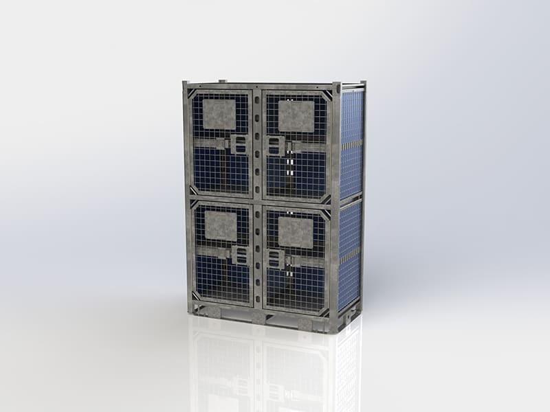 Quad Locker CWL II