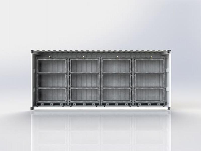 TACTICAL LOCKER FP CWL Kit