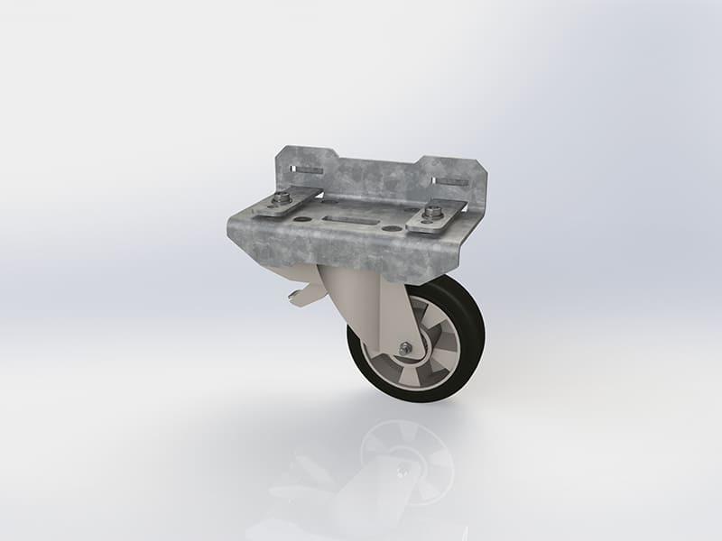 Universal wheel kit