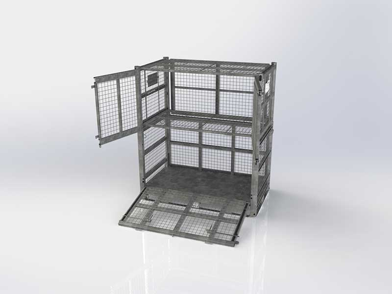 LOCKER BASKET MEDIUM