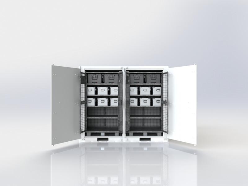 TACTICAL LOCKER i90 Kit