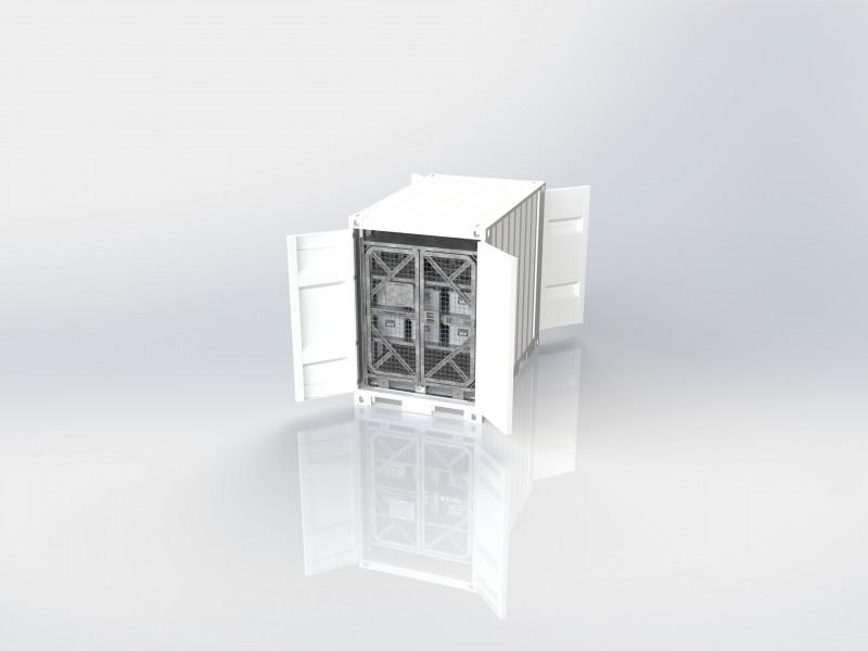 OMNI S Kit for QUADCON II