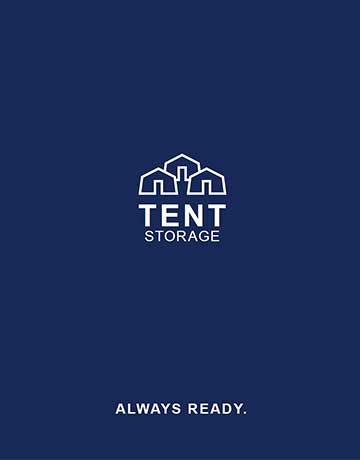 Tent storage